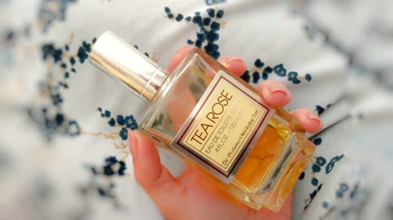 Perfumer's Workshop: Tea Rose