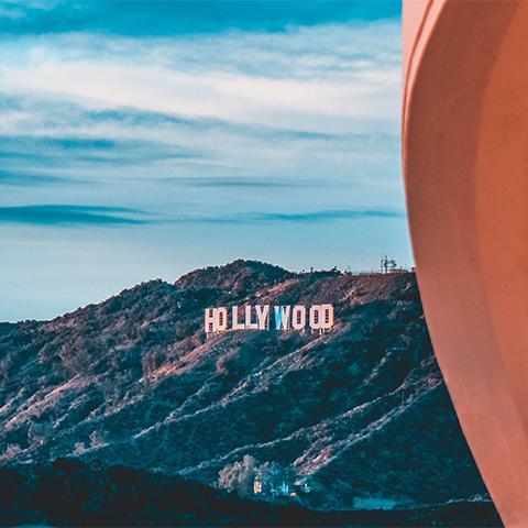 Gallivant Los Angeles (2019) Sunset On Hollywood Sign website large