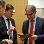 A perfume fraud promoted in European Parlament Levacic zupan ministar turizma