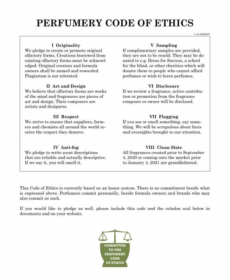 Perfumery Code Of Ethics 117430365 3349585825087552 2495476279750638054 n