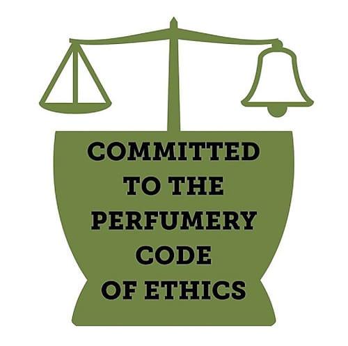 Etički kodeks parfumerstva- badge