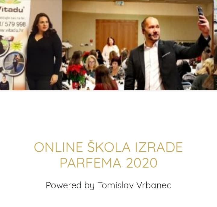 Scent of a Scam - Tomislav Vrbanec, the perfumer Screenshot 20200817 152725 01