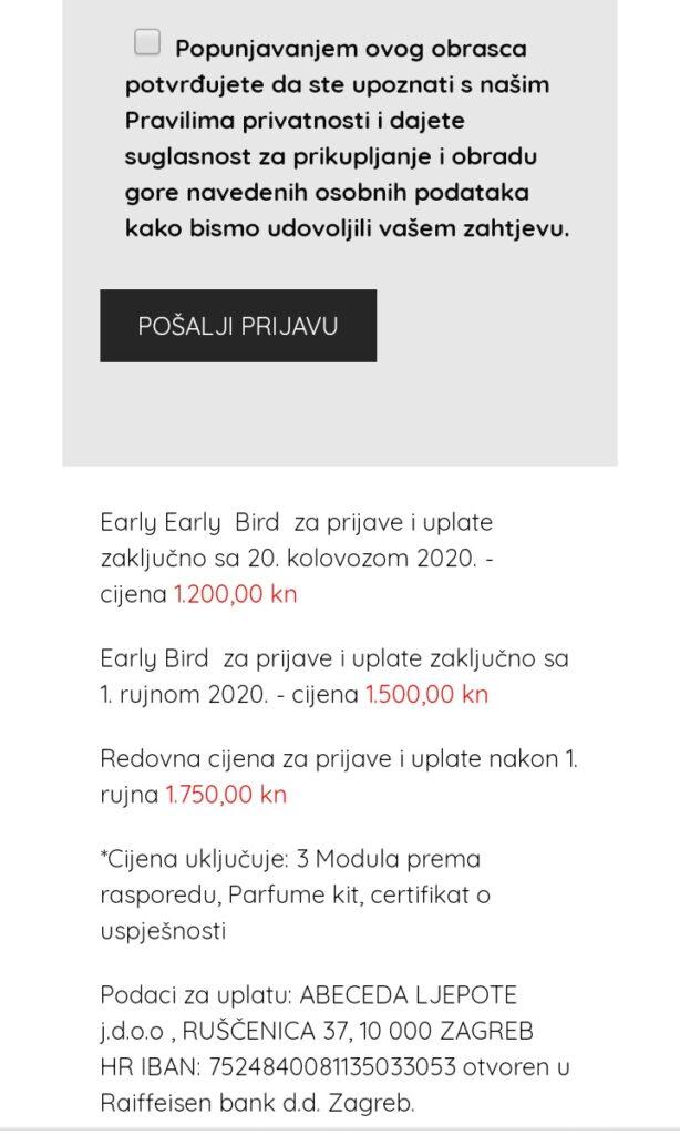 Scent of a Scam - Tomislav Vrbanec, the perfumer Screenshot 20200817 153133 01