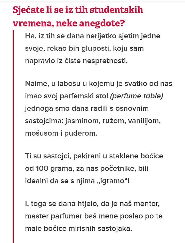 Scent of a Scam - Tomislav Vrbanec, the perfumer Screenshot 20200826 143622 01