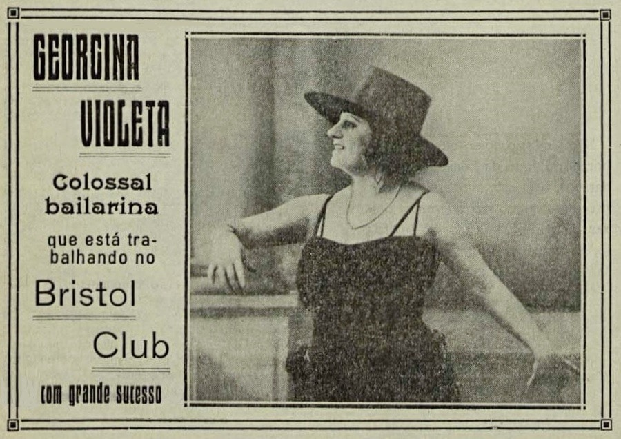 Lisbon Clubs 1920 collection by Miguel Matos (2020) 1925 Bristol Club.24 1