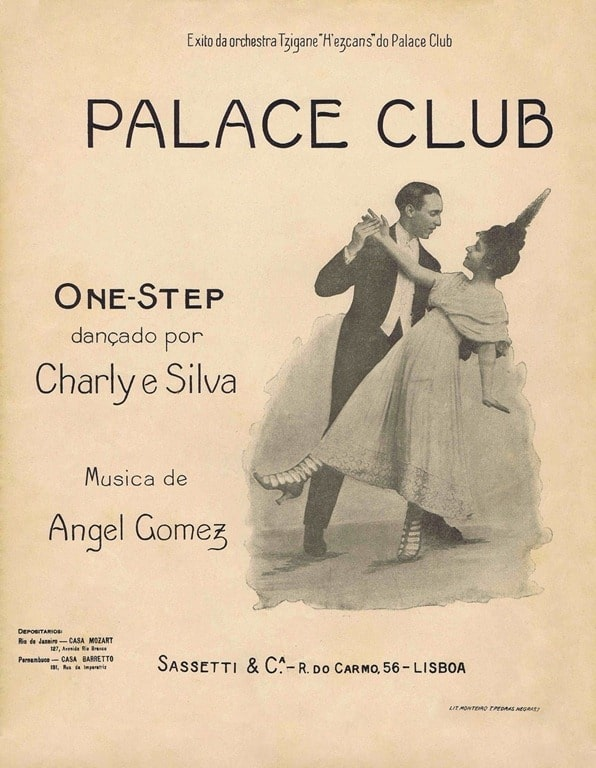 Lisbon Clubs 1920 collection by Miguel Matos (2020) Palace Club5 1