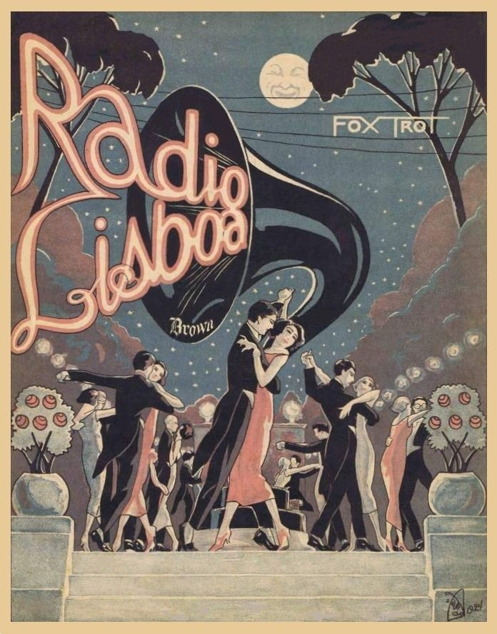 Lisbon Clubs 1920 collection by Miguel Matos (2020) Radio Lisboa15