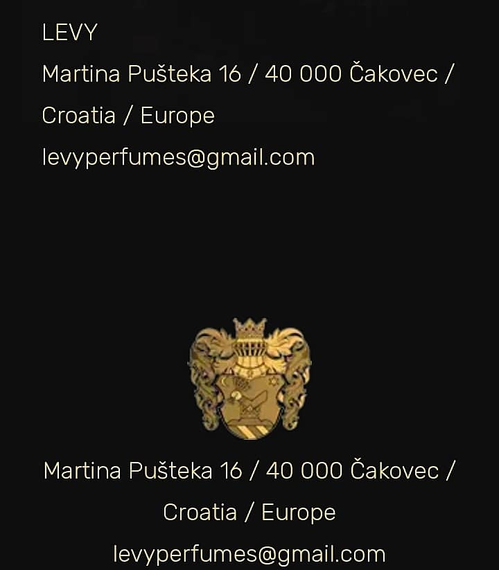 Bitcoin parfem Levy Perfumes - potresno i podzemno Screenshot 20210123 134335 02