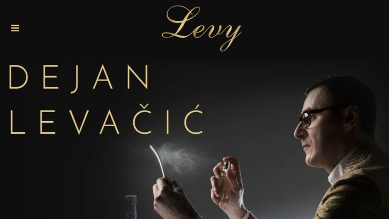 Miris opasnosti – Dejan Levačić Levy, parfem Urtica