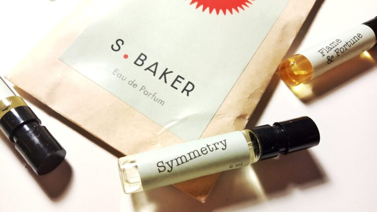 Symmetry – Sarah Baker Perfumes (2020.)